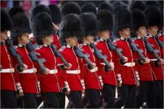 1st Battalion Scots Guards, London 2013