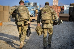 1st Battalion Scots Guards in Afghanistan 2013